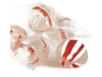 Washburn Clove Balls 1 pound clove candy wrapped hard candy bulk candy