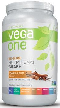 Vega One All-in-One Nutritional Shake, Vanilla Chai, 30.8 Ounce