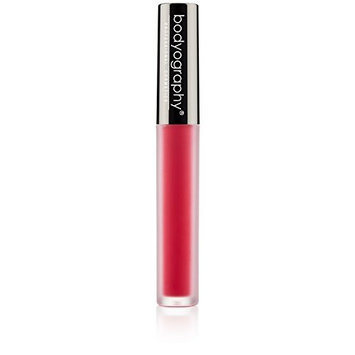 Bodyography Matte Liquid Lipstick (Regal): Rose Red Salon Makeup Long-Wearing Lipstick w/Soft Opaque Finish   Vegan, Gluten-Free, Cruelty-Free, Paraben-Free