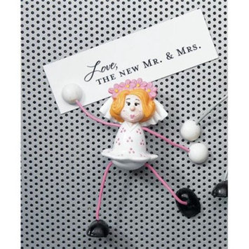 Weddingstar 8625-05 Love the New Mr. & Mrs. Confetti Cards- Pink Mist- pack of 48