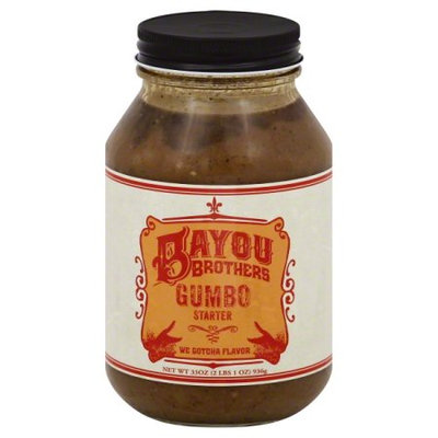 Bayou Brothers Gumbo Mix
