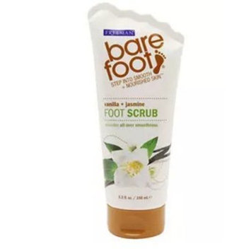 All-over Smoothness: Bare Foot Foot Scrub Vanilla 5.3 oz By Freeman