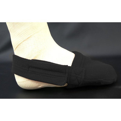 LimbO ToeCozy for Leg Casts (Black, Shoe Size 4 - 7) by Limbo