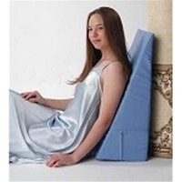 Living Health Products AZ-74-5113-10N 10 in. Convoluted Bed Wedge Navy