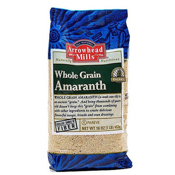 Hain Celestial Arrowhead Mills Whole Grain Amaranth, 16 Oz