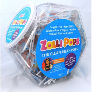 Zollipops Jar, Variety Pack, 150 Ct