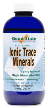 Good State Liquid Ionic Trace Minerals (96 Days At 125mg.)