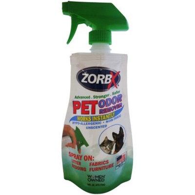 ZORBX Pet Odor Remover, Unscented, 16 oz