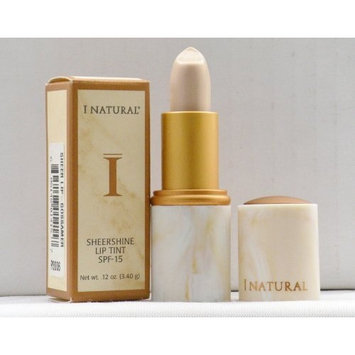 I Natural Sheer Shine Lip Tint w/ SPF 15 - Gossamer