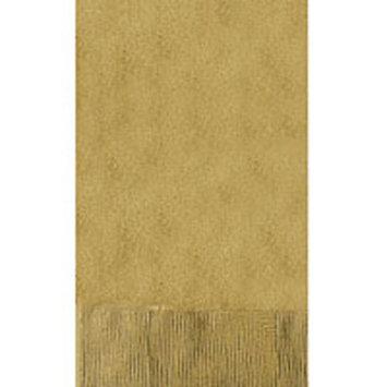 Gold Paper Guest Towel - 16 ct.