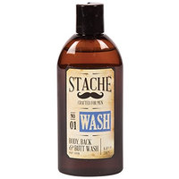 Stache Body, Back and Butt Wash for Men