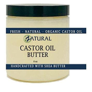Castor Oil Butter-Pure Ingredients-0 Fillers-0 Artificials