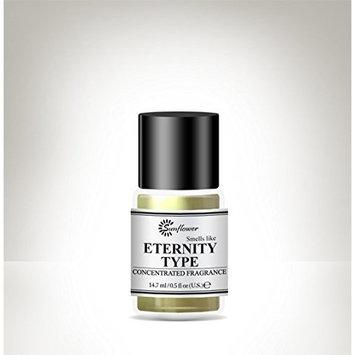 Black Top Body Oil - Eternity .5 oz.