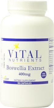 Vital Nutrient's Vital Nutrients - Boswellia Extract 400 mg. - 90 Vegetarian Capsules