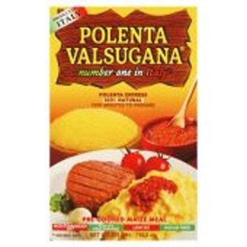 Valsugana Instant Polenta (Corn Meal) 375g - Pack of 2