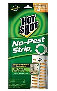 Hot Shot No-Pest Strip 2.29 oz.(pack of 6)