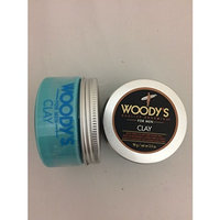 2 Pack Woody's Quality Grooming Clay 3.4 oz