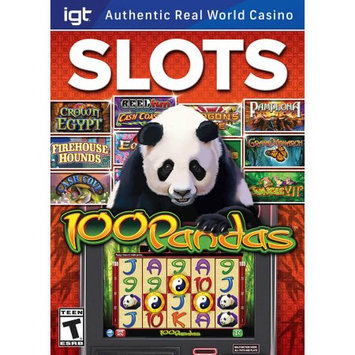 Wd Encore Software, Llc Encore Software 38922 Have A World Of Fun And Fortune With Igt Slots 100 Pandas. Giant Pan