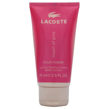 Lacoste Touch of Pink 2.5 oz Body Lotion by Lacoste