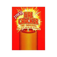 ConAgra Foods PENROSE FIRE CRACKER SAUSAGE 50CT BOX