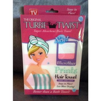 The Original Microfiber Prints Hair Towel by Turbie Twist