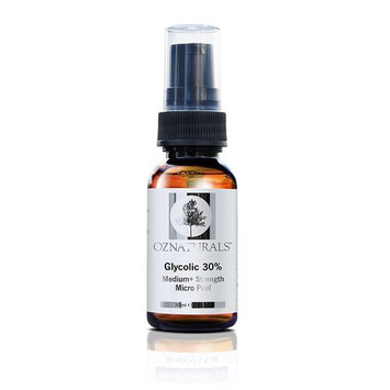 OZNaturals Glycolic Acid Facial Peel - This Anti Aging Chemical Face Peel Helps Clear Blackheads & Blocked Pores, Fade The Appearance Of Dark Spots & Fine Lines For That Healthy, Youthful Glow