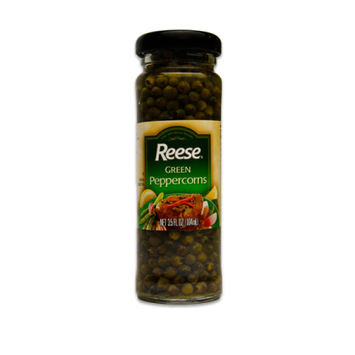 Reese Madagascar Green Peppercorn, 3.5 OZ (Pack of 4)