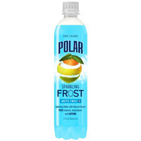 Polar Sparkling Frost Water, Arctic Twist +, 17 Fl Oz (Pack of 12)