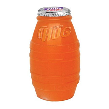 American Beverage Corp Little Hug Fruit Barrels Fruit Drink, Orange, 8 Fl Oz, 40 Count
