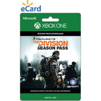 Incomm Tom Clancy The Division Season Pass (Xbox One) (Email Delivery)