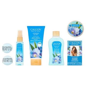 Calgon Morning Glory Bath Gift Set, 7pcs