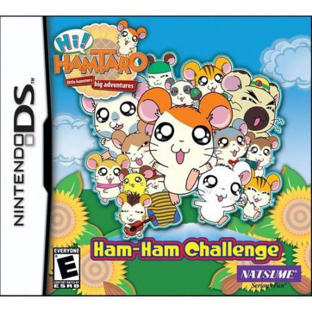 Svg Distribution Hi Hamtaro Ham Ham Challenge