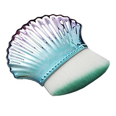 Waymine Perfect Fashion Professional Shell Pro Makeup Brushes Cosmetic Contour Face Powder Foundation Brush
