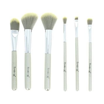 The Crème Shop - Work of Art - All Essential 6 Piece Face Brush Set