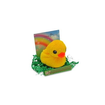 Couture Towel CT-TPMD001301 12 x 11 in. Duckling Duckie Towel Yellow
