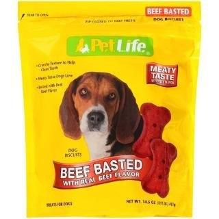 Sunshine Mill's Inc. Sunshine Mills PetLife Beef Basted Dry Dog Treat, 20 Lb
