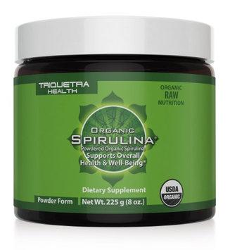 Triquetra Health Organic Spirulina Powder: Purest Source of Organic Spirulina - 4 Organic Certifications: Certified O