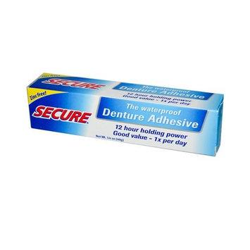 BIOFORCE Secure Dental Cream Adhesive, 14 Oz
