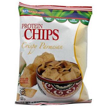 Kays Naturals Kay's Naturals Crispy Parmesan Protein Chips, 1.2 oz
