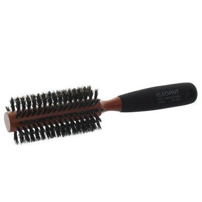 Elegant Brushes Round Boar Wooden Brush (2.25 in. 12 R)