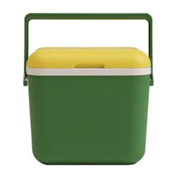 John Deere TS3006001KH22Q 22 qt Lit Cooler with Green & Yellow