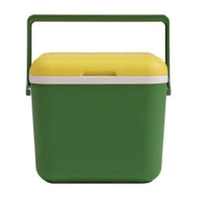 John Deere TS3006001KH22Q 22 qt Lit Cooler with Green & Yellow
