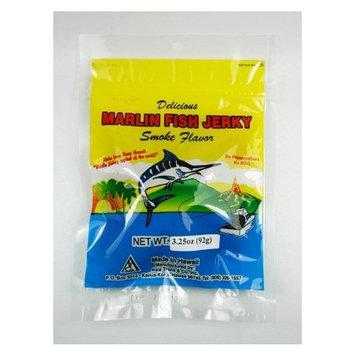 Hawaiian Marlin Fish Jerky Smoke 2.75 Oz