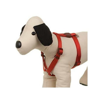 Petmate Signature Series 3/4-Inch by 20-28-Inch Pet Harness, Autumn Red
