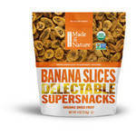 Made In Nature Organic Dried Bananas 4 oz