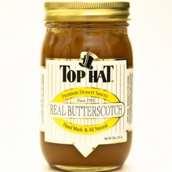 Chocoalteorg Real Butterscotch Sauce 20 Oz