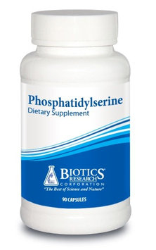 Biotics Research, Phosphatidylserine 90 Capsules