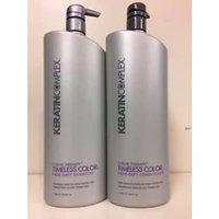 Keratin Complex Color Therapy Timeless Fade Defy Duo Shampoo and Conditioner 33 oz