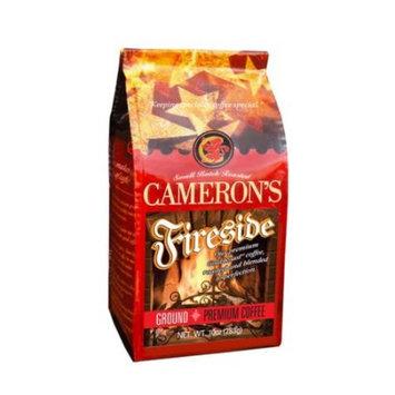Cameron's Specialty Coffee, Cinnamon, 12 Ounce, Ground Coffee Bag [African Cinnamon]