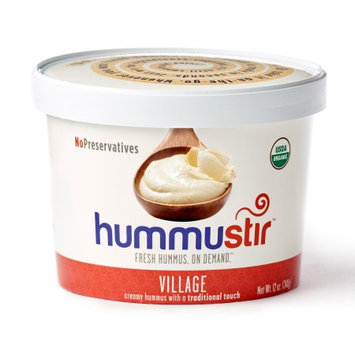 Baruvi Fresh Llc Hummustir Village Style Organic Hummus